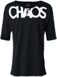 футболка хэнли с принтом  Vivienne Westwood Anglomania