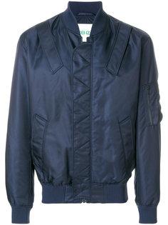 куртка-бомбер  на молнии Kenzo