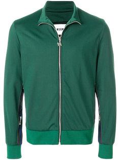 легкая куртка на молнии MSGM