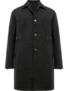 однобортное пальто  Taichi Murakami