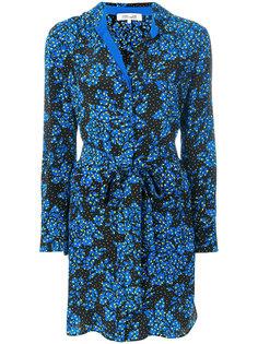 платье-рубашка с принтом  Dvf Diane Von Furstenberg