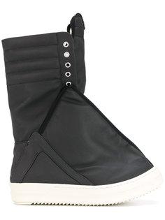 ботинки в спортивном стиле Rick Owens DRKSHDW