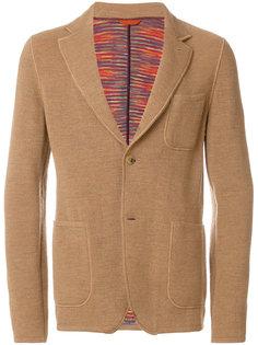 приталенный пиджак Missoni