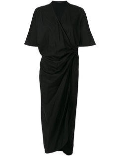 платье-кимоно с запахом  Federica Tosi