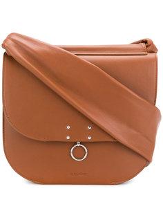 структурированная сумка Jil Sander