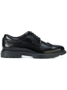 ботинки Дерби с перфорацией Hogan