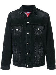 декорированная джинсовая куртка Adaptation