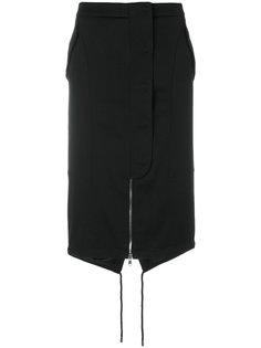 рубашка со шнурком  Moschino