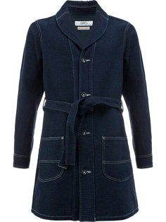 пальто с поясом Fdmtl