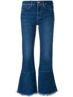 джинсы клеш Lou Mih Jeans