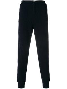 брюки с заплаткой  с логотипом Jo No Fui