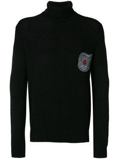 свитер с вышивкой Jo No Fui