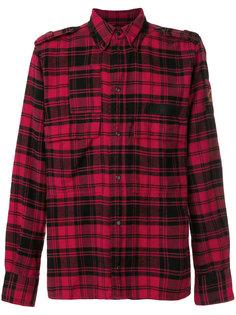 рубашка в клетку Vivienne Westwood Anglomania