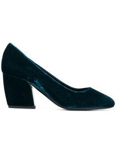 туфли-лодочки на блочном каблуке Pierre Hardy