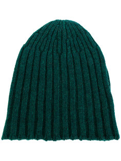 шапка в рубчик Roberto Collina