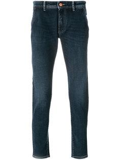 джинсы скинни Barba