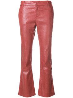 укороченные брюки слим  Giada Benincasa