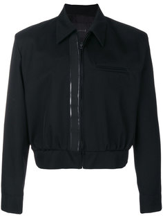 укороченная куртка на молнии Mackintosh 0001