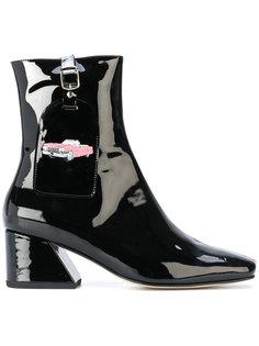 ботинки с ярлыком Dorateymur