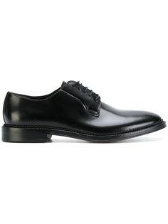 классические ботинки Дерби Corneliani