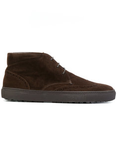 классические туфли со шнуровкой Corneliani