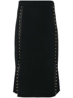 юбка со стеганными лентами Altuzarra