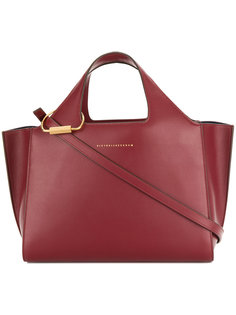 сумка-тоут с металлическим кольцом Victoria Beckham