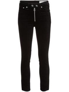бархатные джинсы Dojo  Rag & Bone /Jean