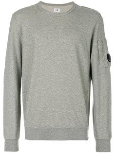 классический трикотажный свитер CP Company