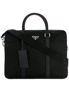 классическая сумка для ноутбука Prada