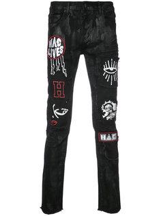 джинсы Punk Da Funk Haculla