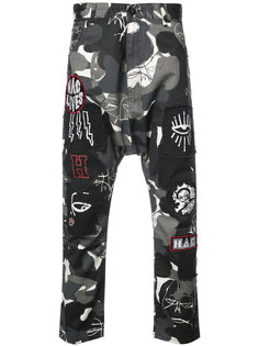 брюки Punk Da Funk Haculla
