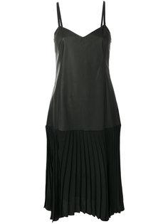 расклешенное платье-миди Drome