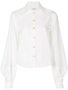 рубашка с пышными рукавами Lemaire