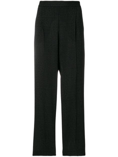 wide leg high trousers  Boutique Moschino
