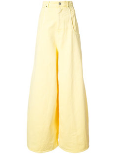 широкие джинсы Martine Rose