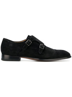 классические туфли-монки  Silvano Sassetti