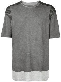 классическая приталенная футболка Maison Margiela
