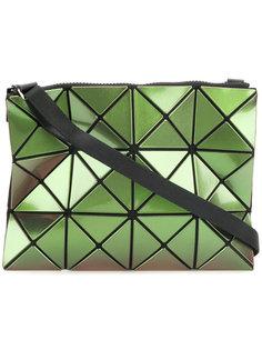 клатч с геометрическим дизайном Bao Bao Issey Miyake