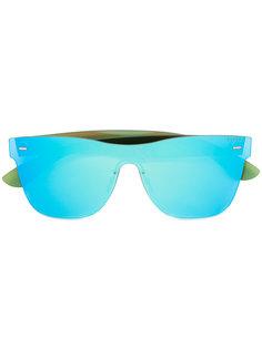классические солнцезащитные очки Tuttolente с зеркальными линзами Retrosuperfuture