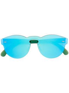 солнцезащитные очки Tuttolente Paloma с зеркальными линзами Retrosuperfuture