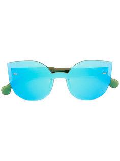 солнцезащитные очки Tuttolente Lucia в форме крыльев бабочки Retrosuperfuture