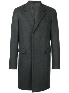 пальто со скрытыми пуговицами Jil Sander