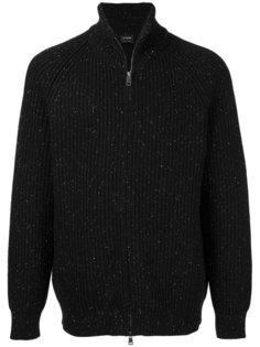 трикотажный свитер Jil Sander