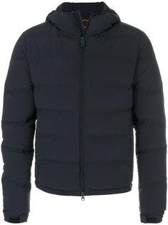 стеганое пальто Aspesi