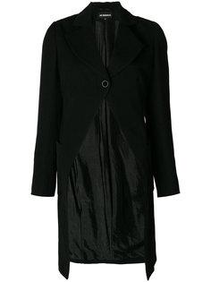 пиджак на пуговице  Ann Demeulemeester