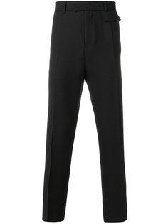 зауженные брюки с карманами по бокам Cmmn Swdn