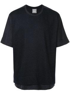 футболка с короткими рукавами Wooyoungmi