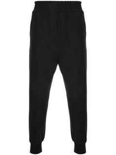 спортивные брюки классического кроя Wooyoungmi