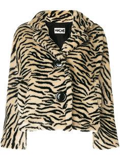 куртка с животным принтом  Hache